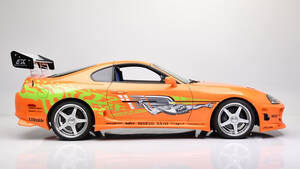 H Supra του Paul Walker από το πρώτο Fast & Furious μπορεί να γίνει δική σου