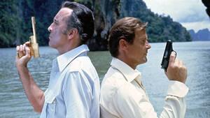 Mόνο ο Christopher Lee επισκίασε τόσο πολύ τον James Bond