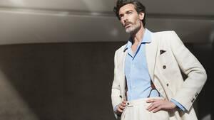 Πως το λινό κουστούμι έκανε τους άνδρες να αγαπήσουν το καλοκαίρι