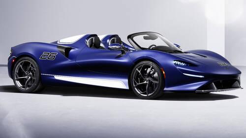 H McLaren Elva αποκτά παρμπρίζ και μπαίνει στην παραγωγή ως σπαρτιατικό roadster
