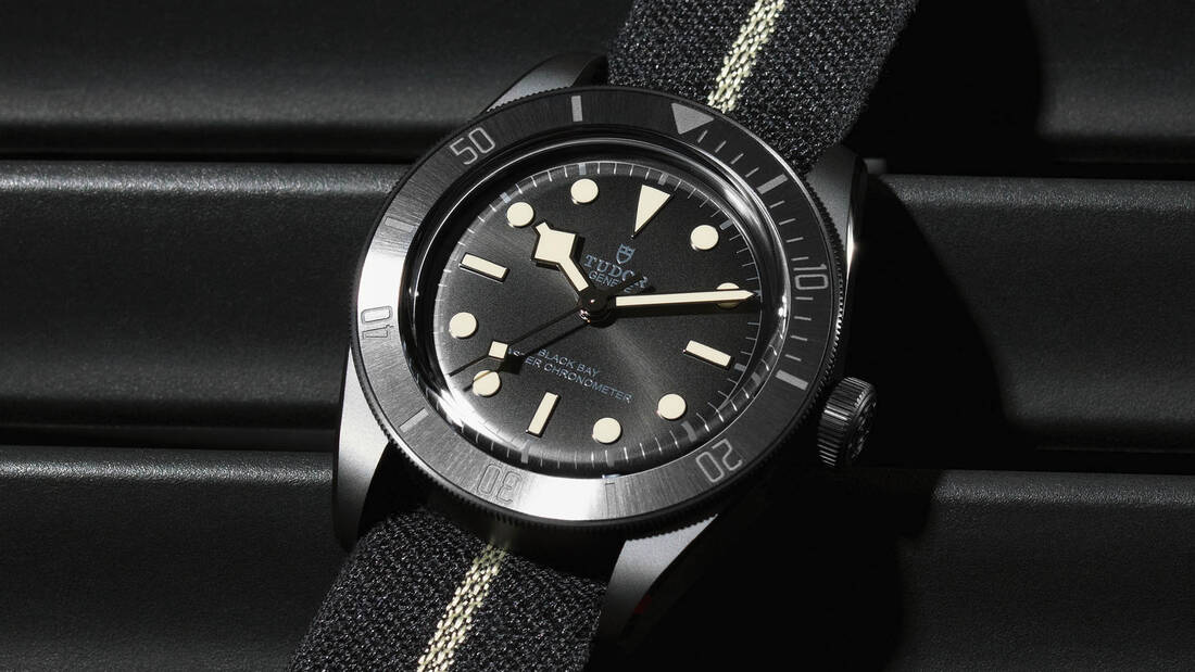 To Tudor Black Bay Ceramic φέρει περήφανα τον τίτλο του Master Chronometer
