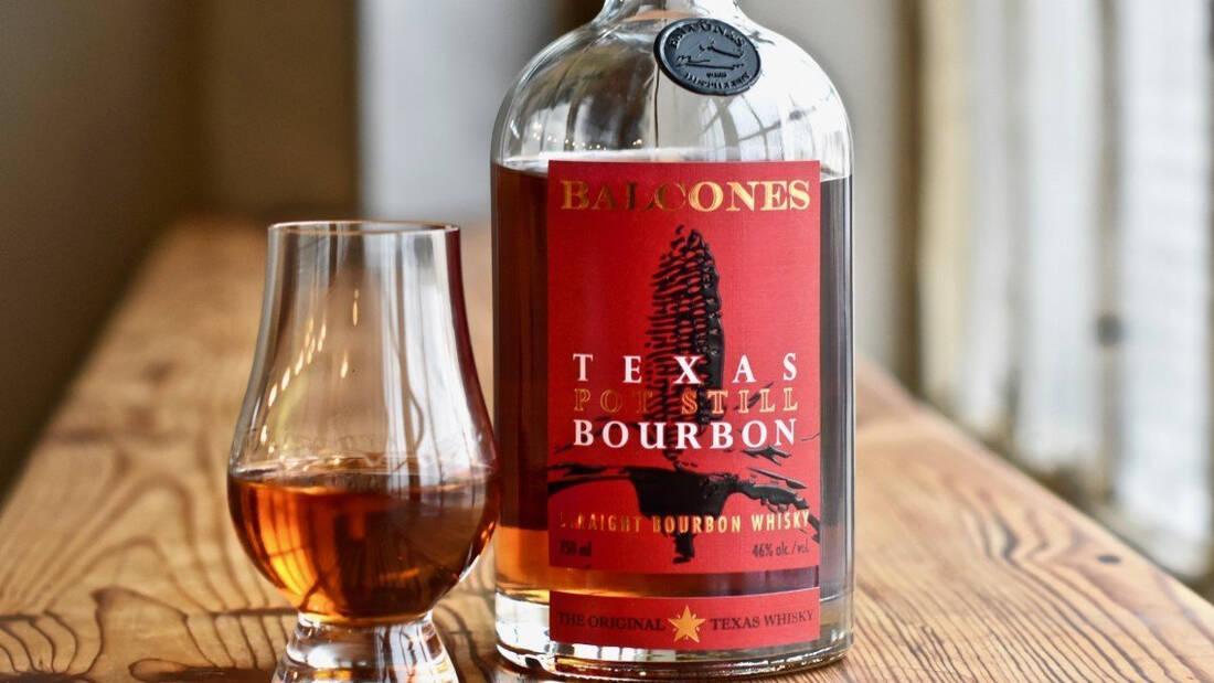 Balcones: Γιατί πρέπει κάποια στιγμή δοκιμάσεις ένα bourbon από το Texas