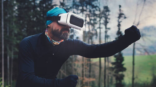 H εικονική πραγματικότητα έρχεται να θεραπεύσει το μετατραυματικό στρες
