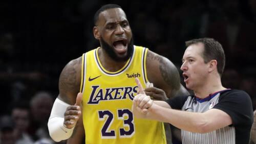 LeBron James: Ο Βασιλιάς του μίσους