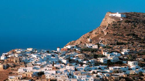 Το πιο άγριο νησί των Κυκλάδων έχει απερίγραπτη ομορφιά