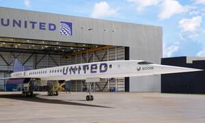 Οι υπερηχητικές πτήσεις για επιβάτες επιστρέφουν μετά από 20 χρόνια