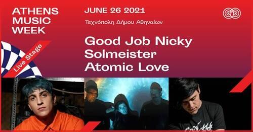 Good Job Nicky - Solmeister - Atomic Love