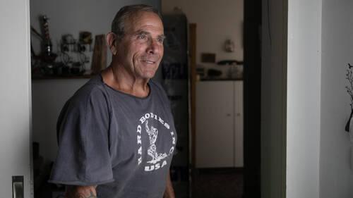 Ο Χρήστος Τζουρντός διανύει δεύτερη νεότητα στα 83 του χρόνια