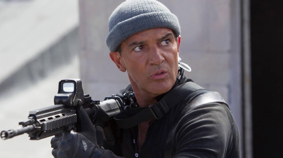 Στη Θεσσαλονίκη έρχεται ο Antonio Banderas για τη νέα του ταινία