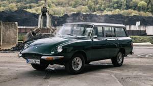 Jerrari: Το πρώτο πολυτελές SUV ήταν μισή Ferrari και μισό Jeep