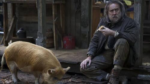 Στη νέα του ταινία ο Nicolas Cage είναι κάτι μεταξύ John Wick και Anthony Bourdain