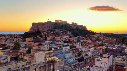 Athens as usual: Από τη Διονυσίου Αρεοπαγίτου στον λόφο του Φιλοπάππου και το hip Κουκάκι!
