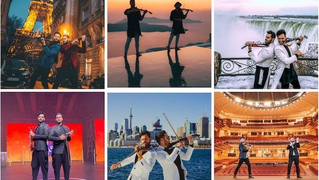 Οι Duo Violins είναι the next big thing και είναι Έλληνες!