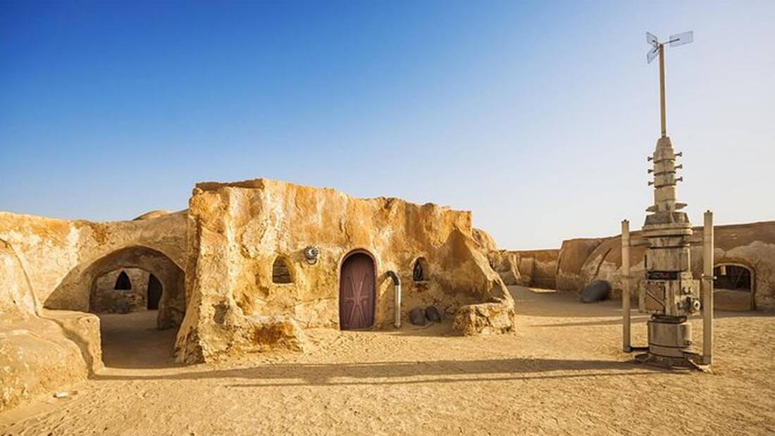 Αν είσαι Star Wars maniac τότε έχεις 10 μέρη που είναι ιδανικά για τις διακοπές σου