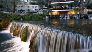 Η πόλη των νερών είναι το μέρος που πρέπει να πας το Σαββατοκύριακο