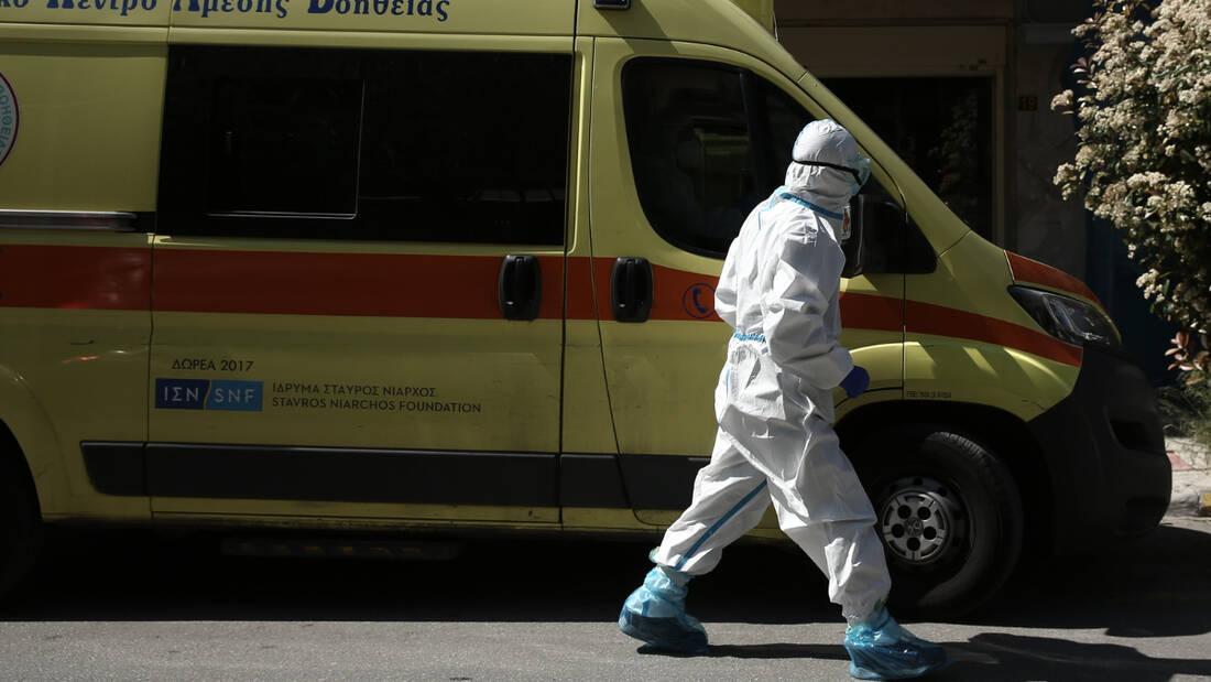 Κρούσματα σήμερα: 1.820 νέα ανακοίνωσε ο ΕΟΔΥ - 9 θάνατοι σε 24 ώρες, 159 οι διασωληνωμένοι