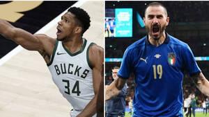 Απόψε βλέπουμε Τελικό Euro 2020 ή τον Giannis κόντρα στους Suns;