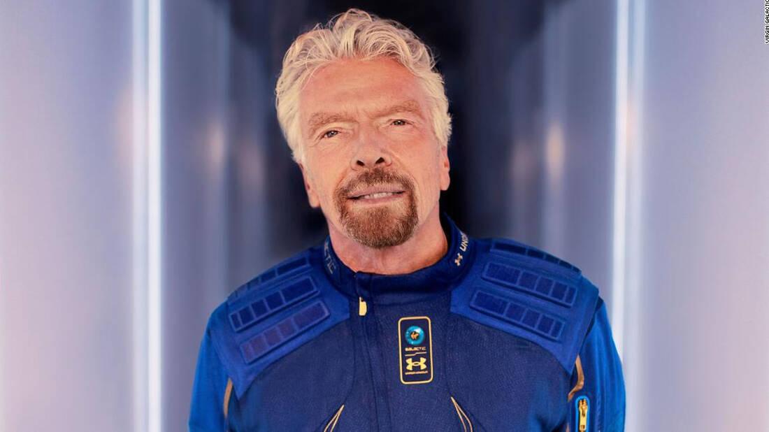 Μας ενδιαφέρει τελικά αν ο Richard Branson «πάτησε» στο διάστημα ή μήπως όχι;