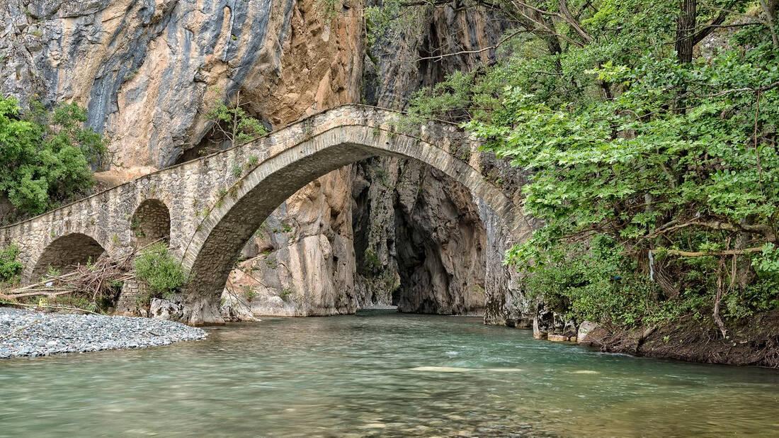 Το ψηλότερο χωριό στα Βαλκάνια βρίσκεται στην Ελλάδα