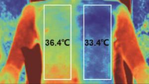 To ύφασμα αυτό μπορεί να κατεβάσει την θερμοκρασία του σώματος 5 βαθμούς