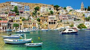 Αίγινα: Το νησί που απογειώνει το αθηναϊκό Σαββατοκύριακο