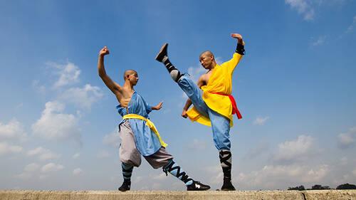 Οι επιδείξεις Kung Fu είναι πολύ γρήγορες για το ανθρώπινο μάτι