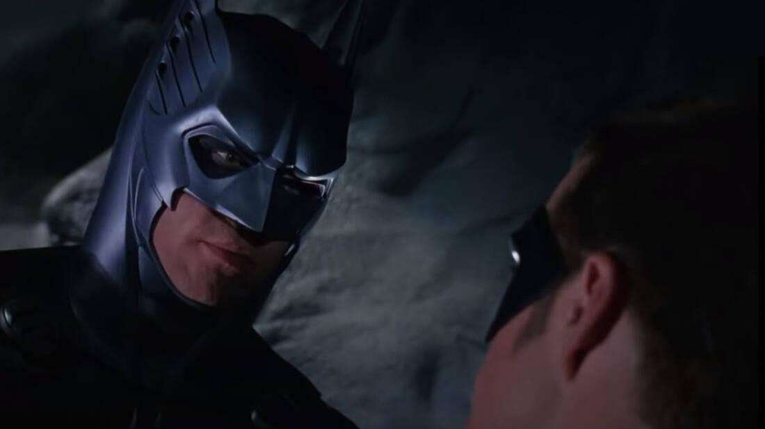 Ο Tim Burton είχε οραματιστεί ένα διαφορετικό «Batman Forever»