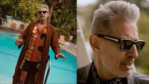 Ο Jeff Goldblum έχει ωραίο στυλ όταν δεν κυνηγάει δεινόσαυρους στο «Jurassic Park»