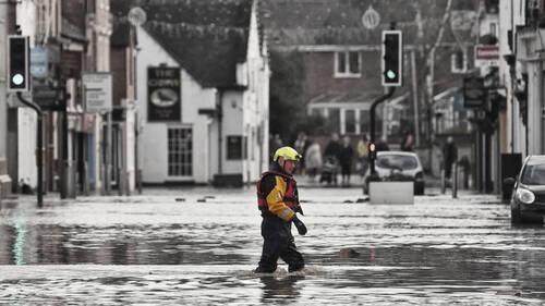 NASA: Προβλέπει εφιαλτικές πλημμύρες από το 2030 και μετά