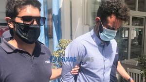 Φολέγανδρος: Προκλητικός ο 30χρονος - Ευχήθηκε «καλή δύναμη στους γονείς της Γαρυφαλλιάς»