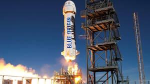 Ο Jeff Bezos πετάει για το διάστημα και εμείς μαζί του