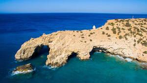 Γαύδος: Το νησί όπου η Καλυψώ κρατούσε αιχμάλωτο τον Οδυσσέα