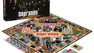 """Με τη Monopoly """"The Sopranos"""" θα γίνεις σίγουρα το αφεντικό της παρέας"""