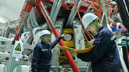 Η Κίνα είναι έτοιμη να κατασκευάσει τον πρώτο «πράσινο» πυρηνικό αντιδραστήρα