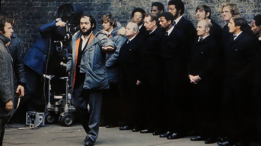 Ο Stanley Kubrick φαντάστηκε ένα δικό του «Κουρδιστό Πορτοκάλι»