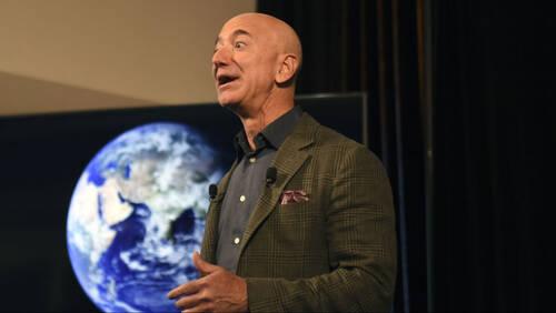 Jeff Bezos είσαι τελικά ο Lex Luthor ή o Dr. Evil;
