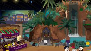 Οι δημιουργοί του South Park σκοπεύουν να αγοράσουν το πραγματικό Casa Bonita