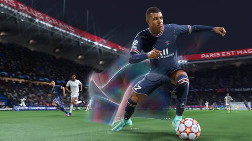 Το FIFA 22 δείχνει τις νέες κορυφαίες του ικανότητες