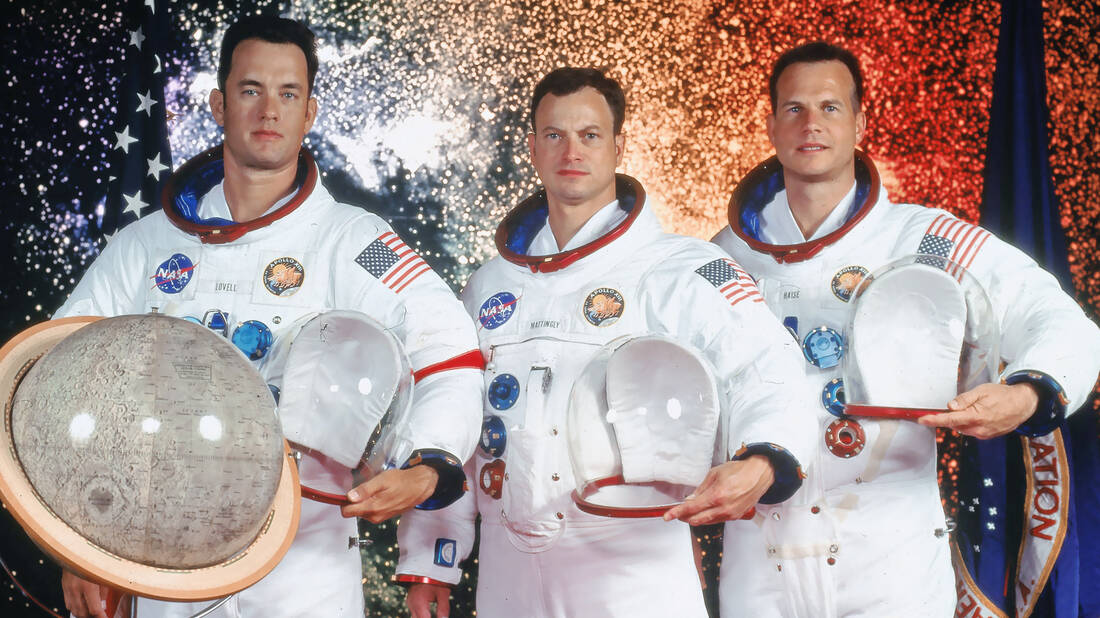 Γιατί οι στολές των αστροναυτών είναι άσπρες ή πορτοκαλί;