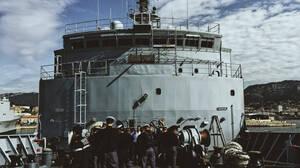 Τύπος κατατάχθηκε στο Ναυτικό για να αποδείξει ότι η Γη είναι επίπεδη