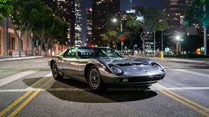 Είναι αυτή η «γυμνή» Lamborghini Miura το πιο όμορφο αυτοκίνητο του κόσμου;