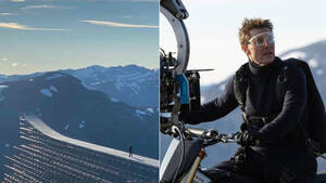 Mission Impossible 7: O Tom Cruise έκανε το πιο επικίνδυνο stunt στην καριέρα του