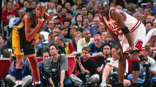 Μόνο ο Reggie Miller μπορούσε να «μπει» στο μυαλό του Michael Jordan