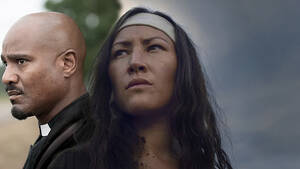 Seth Gilliam και Eleanor Matsuura δεν θέλουν να τελειώσει το «The Walking Dead»