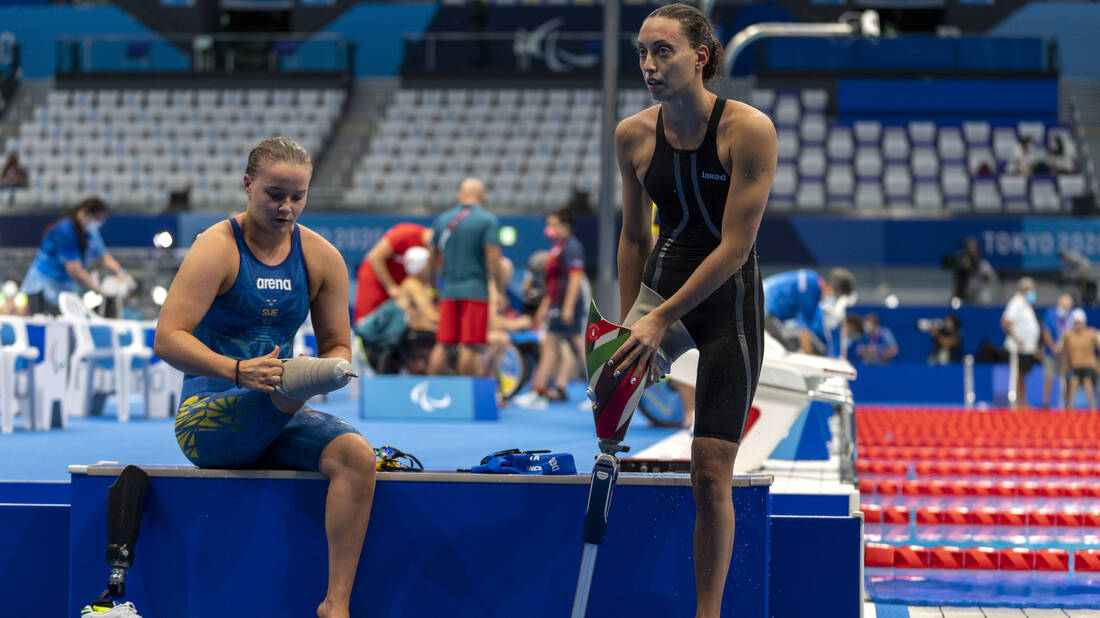 Παραολυμπιακοί Αγώνες; Για την περηφάνεια και το σθένος τους