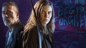 Ο Negan και η Maggie δεν χρειάζονται Lucille για να χτίσουν το μίσος τους