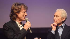 Όταν ο Charlie Watts έβγαλε νοκ άουτ τον Mick Jagger
