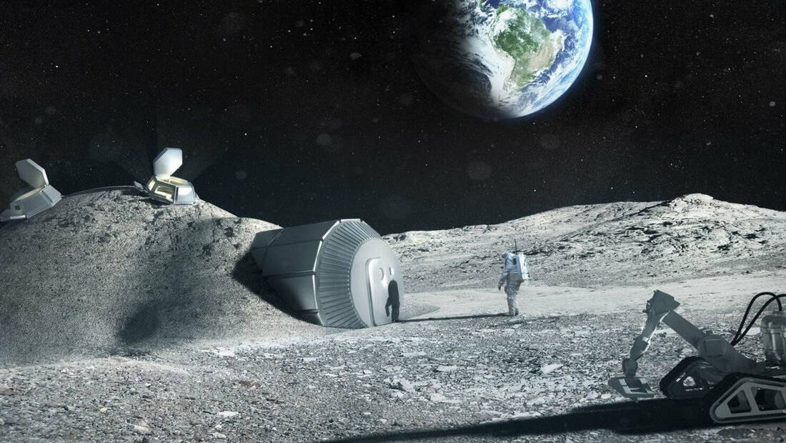 NASA: Ξεκίνησαν κι επίσημα οι εταιρικές εξορύξεις στην Σελήνη