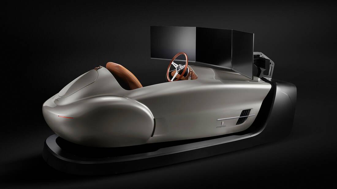 Αν είχαμε αυτό το driving simulator του Pininfarina δεν θα οδηγούσαμε αυτοκίνητο ξανά