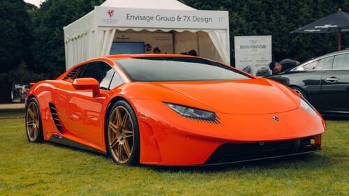 H Lamborghini Rayo είναι μια Huracan με πολλές ώρες στο γυμναστήριο